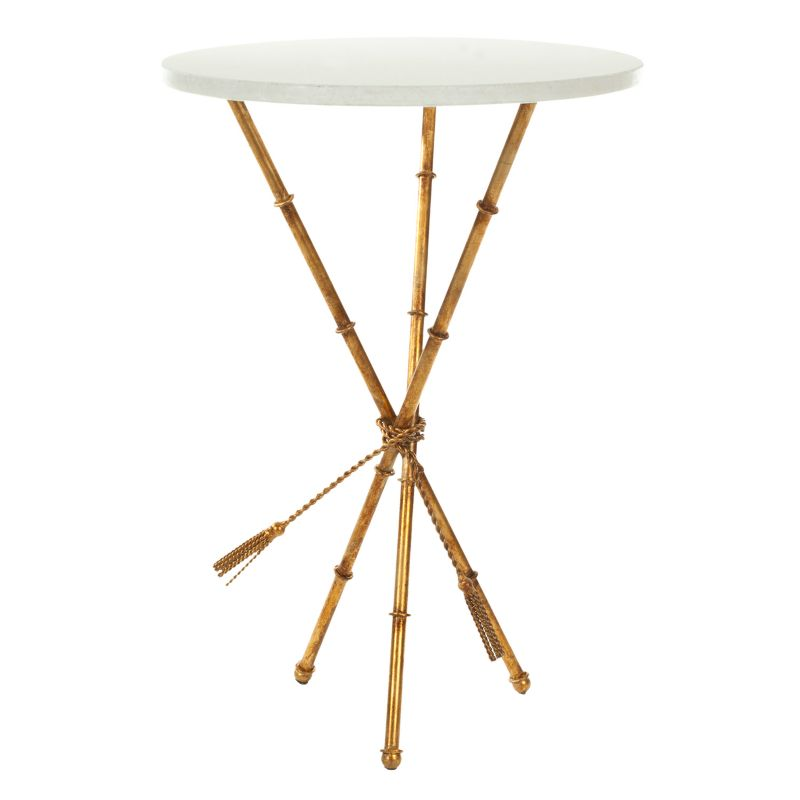 Safavieh Ross End Table, White