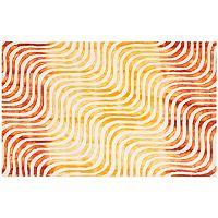 Safavieh Swirl Dip-Dyed Wool Rug