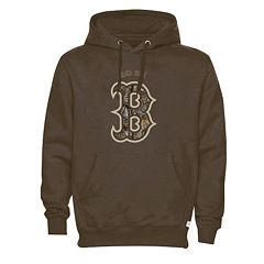 Men's Boston Red Sox Realtree Camo Logo Hoodie