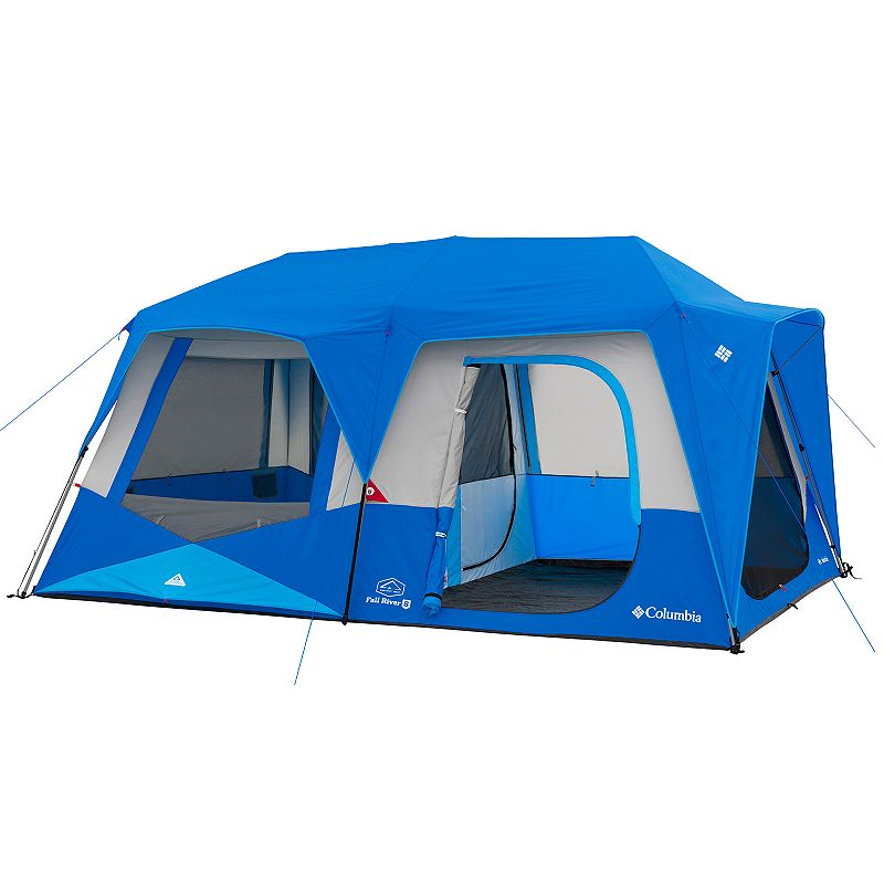 8 Person Instant Cabin Tent : Columbia person instant cabin tent blue shop your way