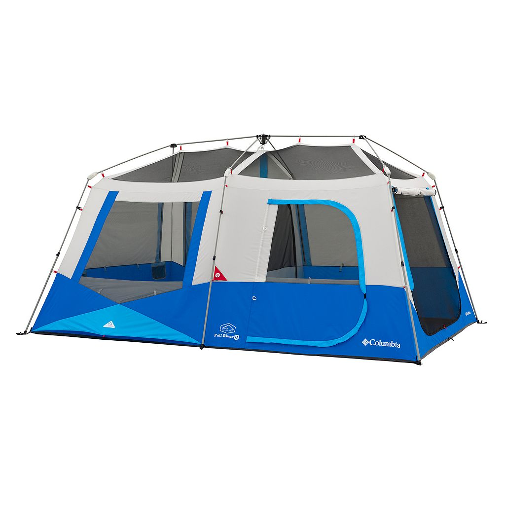 Columbia 8-Person Instant Cabin Tent