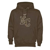 Men's Kansas City Royals Realtree Camo Logo Hoodie