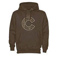 Men's Chicago Cubs Realtree Camo Logo Hoodie