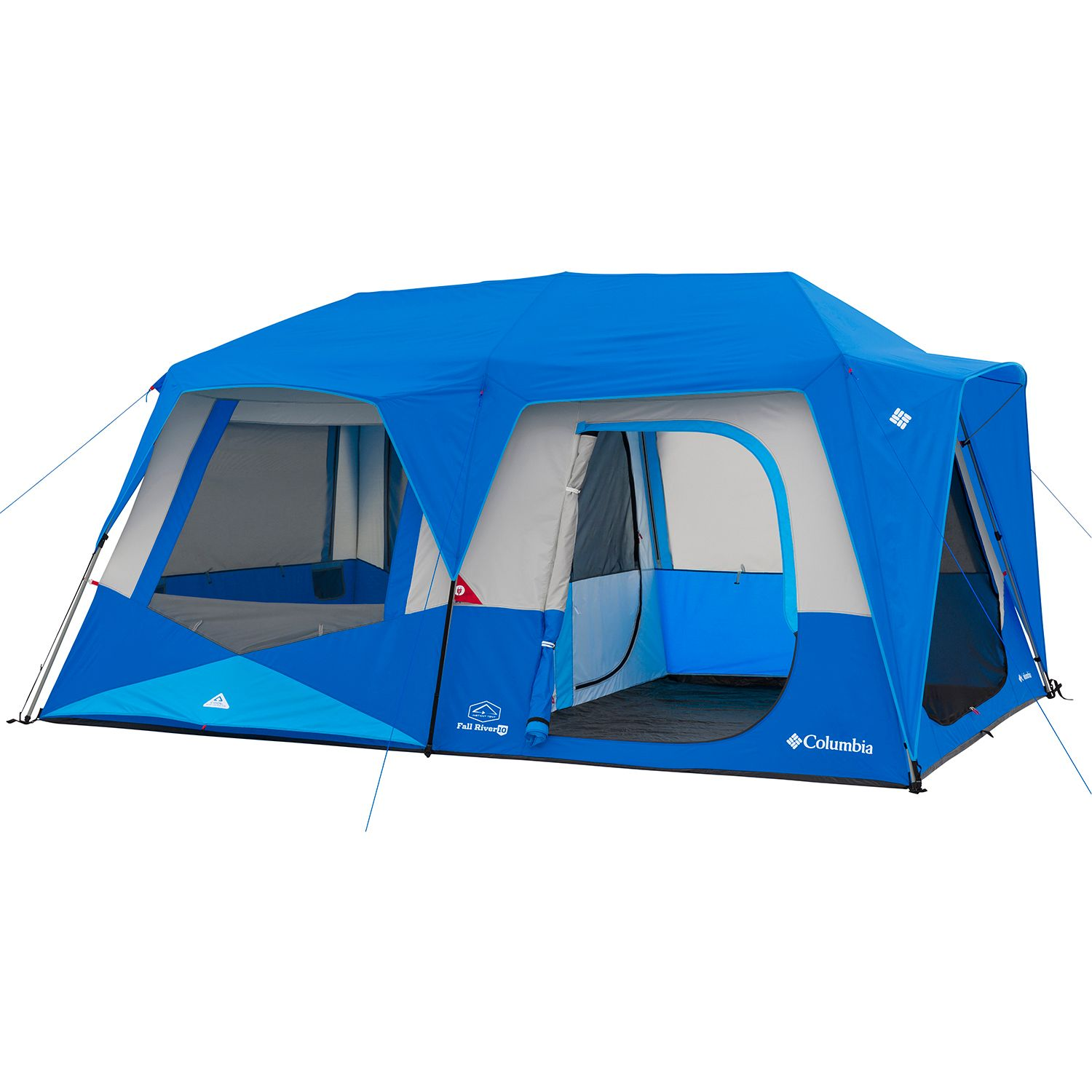 Columbia 10-Person Instant Cabin Tent  sc 1 st  Kohlu0027s & 10-Person Instant Cabin Tent