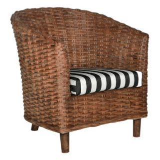 Safavieh Omni Barrel Arm Chair