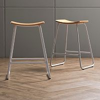 Apt. 9® Saddle Stool 2-piece Set