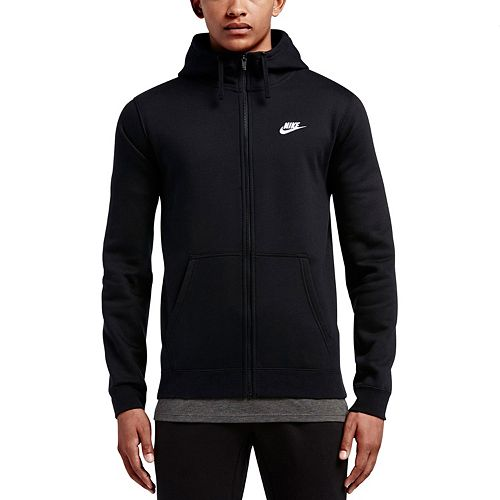 baefe86f0 Men's Nike Club Fleece Full-Zip Hoodie