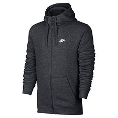 7b5d2b82058 Men s Nike Club Fleece Full-Zip Hoodie