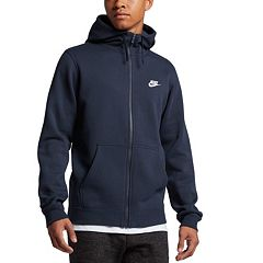 Men's Nike Club Fleece Full-Zip Hoodie