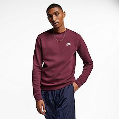 Men's Nike Club Crew Fleece