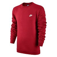 Men's Nike Club Crew Fleece