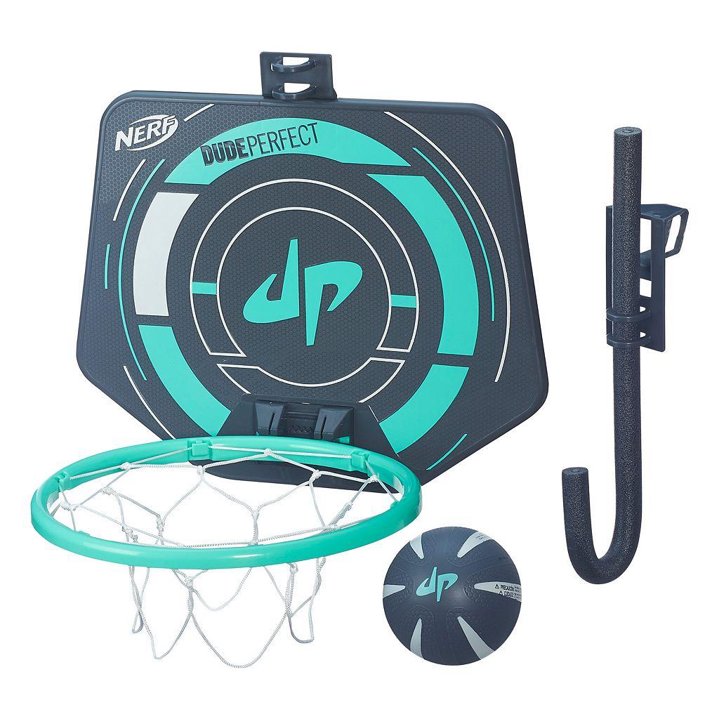 Nerf Perfect Shot Dude Perfect Hoops Set