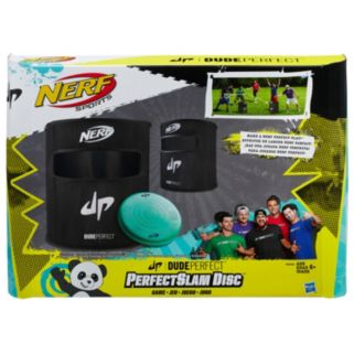 Nerf Dude Perfect PerfectSlam Disc Game