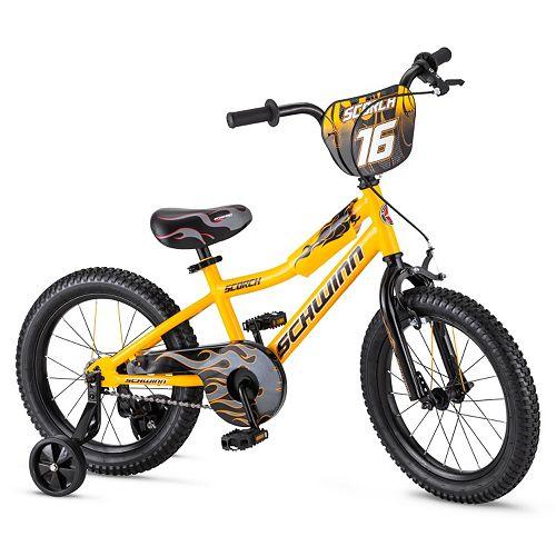 Boys Schwinn Scorch 16-in. Bike