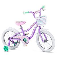 Girls Schwinn 16-in. Purple Bike