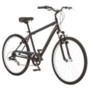 Men's Schwinn 26-in. Suburban Black Bike