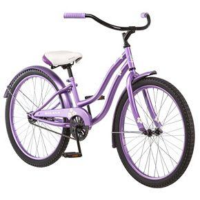 Girls Kulana 24-in. Purple Cruiser Bike