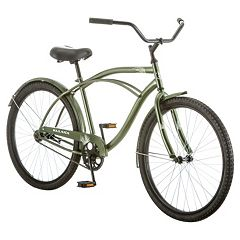 Men's Kulana 26 in Green Cruiser Bike