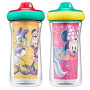 Disney Mickey Mouse and Friends 2-pk. Minnie Mouse Insulated Cups by Learning Curve
