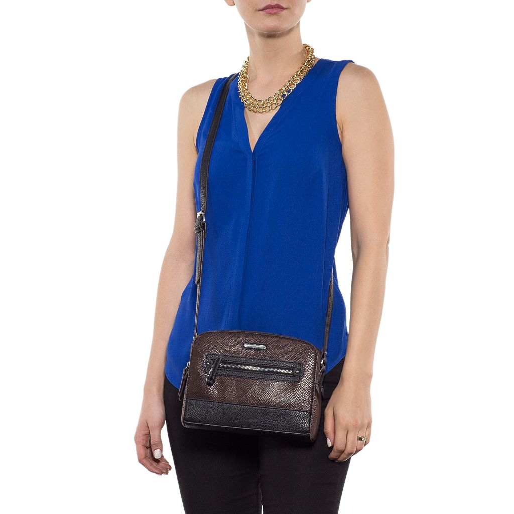 Dana Buchman Renee Mini Crossbody Bag