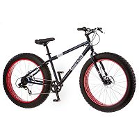Men's Mongoose Dolomite 26 in Fat Tire All-Terrain Bike