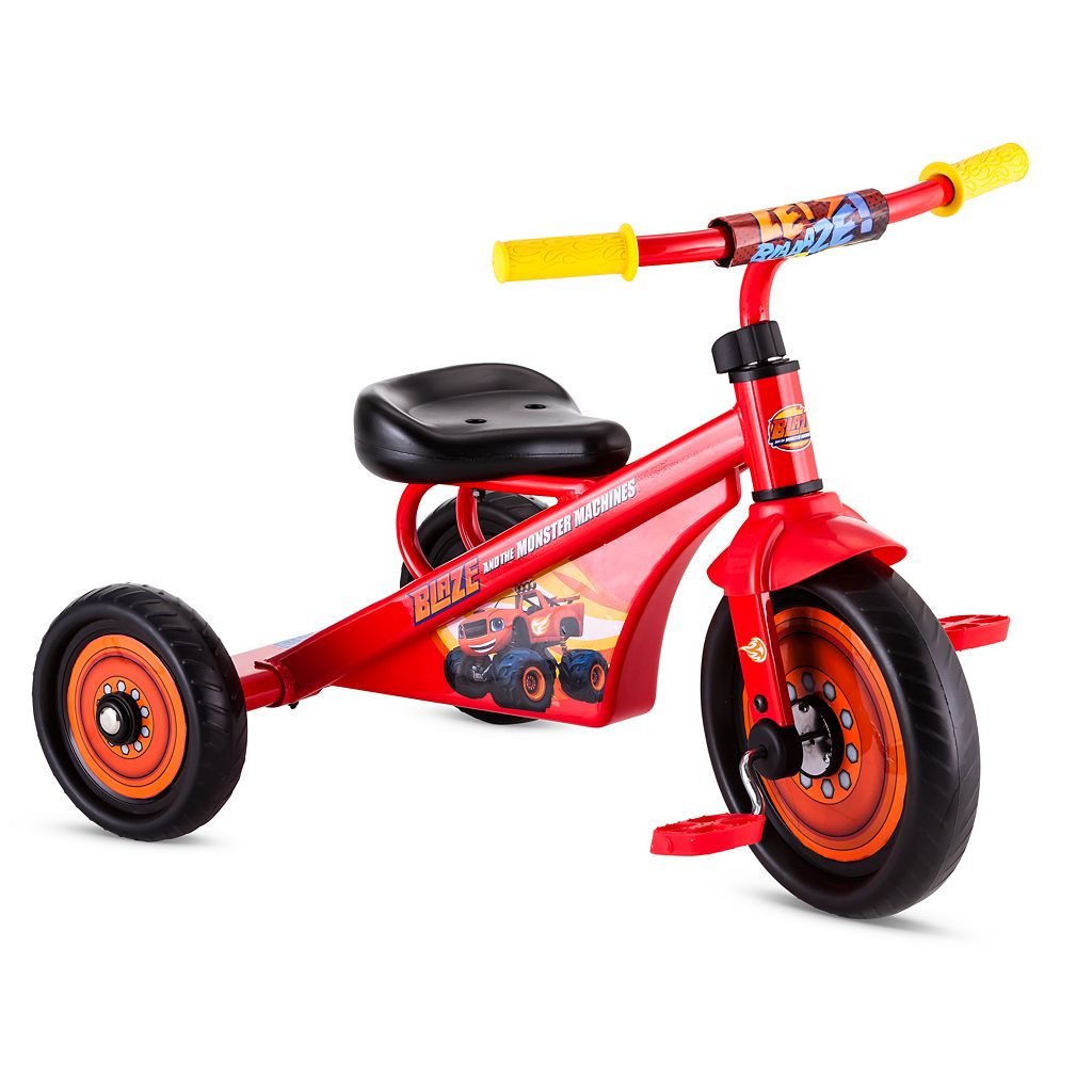 Boys Blaze and the Monster Machines Tricycle
