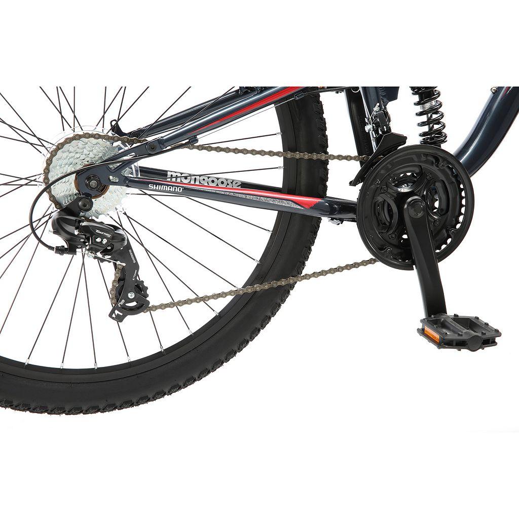 Men's Mongoose 27.5-in. Status 2.4 Mountain Bike