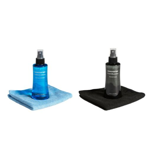 Monster ScreenClean & CleanTouch 2.0 Screen Cleaning Kit