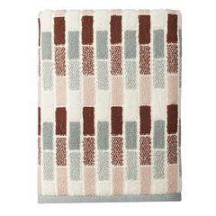 Home Classics® Shalimar Tile Bath Towel