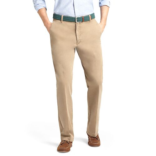 Men's IZOD Straight-Fit Saltwater Chino Pants