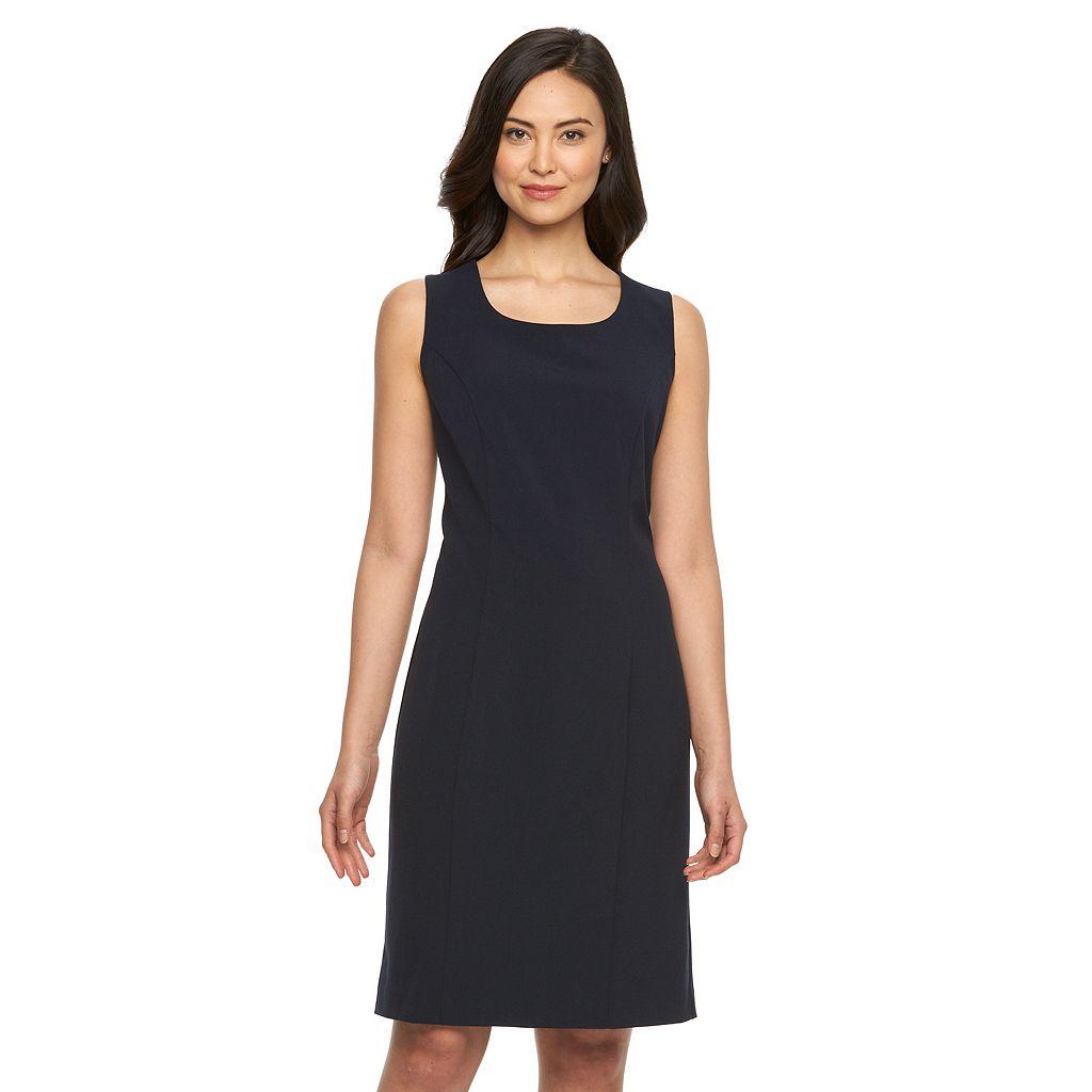 Women's Briggs Scoopneck Sheath Dress