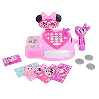 Disney Jr. Minnie Mouse Bowtique Cash Register