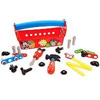 Disney Jr. Mickey Mouse Handy Helper Tool Box