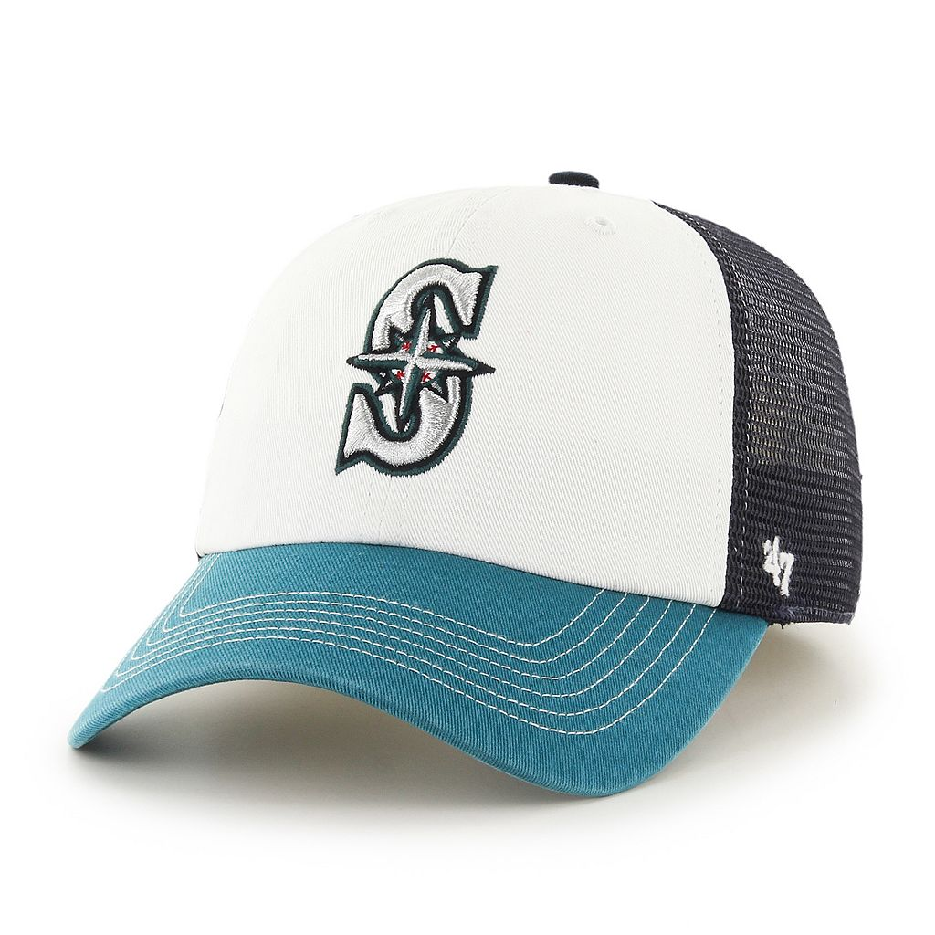 Adult '47 Brand Seattle Mariners McKinley Closer Cap