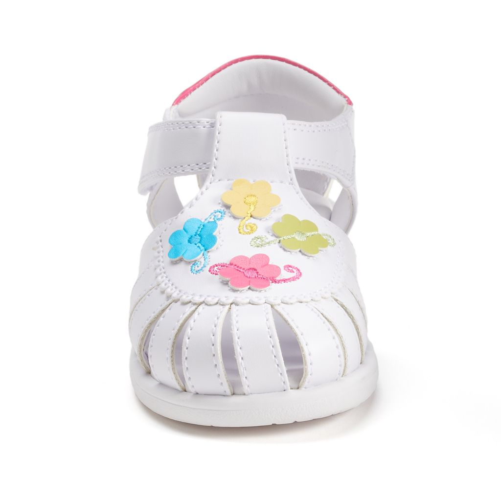 Rachel Shoes Maisie Toddler Girls' Floral Sandals