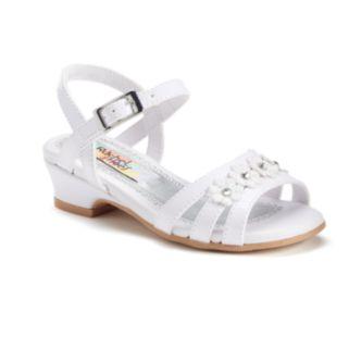 Rachel Shoes Lil Colbie Girls' Dress Sandals