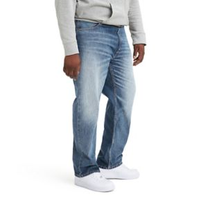 Big & Tall Levi's® 559™ Relaxed Straight Fit Jeans
