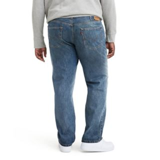 Big & Tall Levi's® 559? Relaxed Straight Fit Jeans