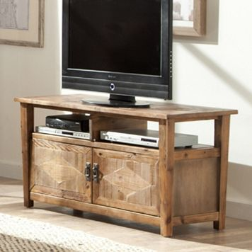 Alaterre Revive Reclaimed Wood TV Stand
