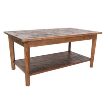 Alaterre Revive Reclaimed Wood Coffee Table