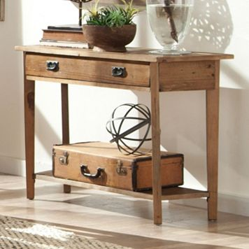 Alaterre Revive Reclaimed Wood Console