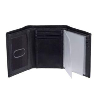 Men's Croft & Barrow® RFID-Blocking Plonge Extra-Capacity Trifold Wallet