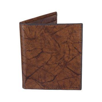 Men's Croft & Barrow® RFID-Blocking Crunch Extra-Capacity Wallet