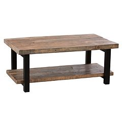 Alaterre Pomona Rustic Coffee Table