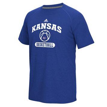 Men's adidas Kansas Jayhawks Ultimate Basketball Tee