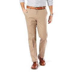 Men's Dockers® Straight-Fit Stretch Signature Khaki Pants D2