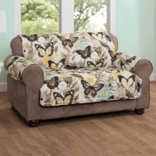 Innovative Textile Solutions Butterfly Loveseat Protector
