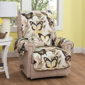 Innovative Textile Solutions Butterfly Recliner Wing Chair Protector