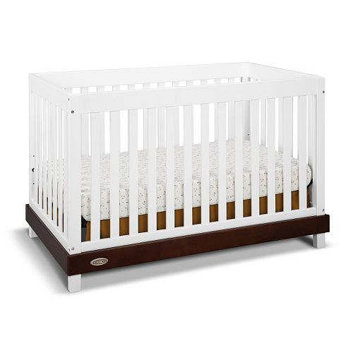 Graco Maddox Two-Tone 3-in-1 Convertible Crib