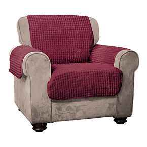Jeffrey Home Puff Chair Protector